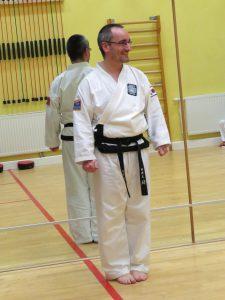 László Varga, 3. Dan am 20.12.2014